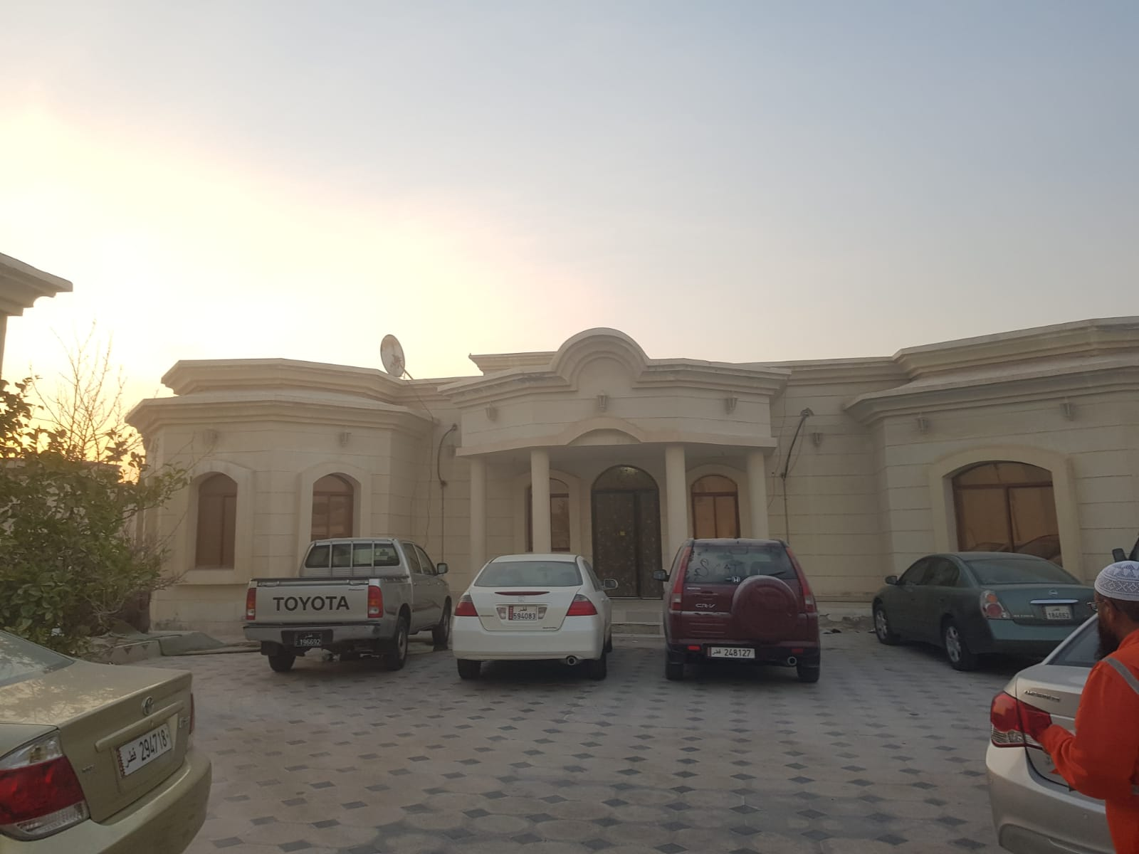1 BHK ROOM AVAILABLE FOR EX-BACHELOR AT AL-WAKRAH